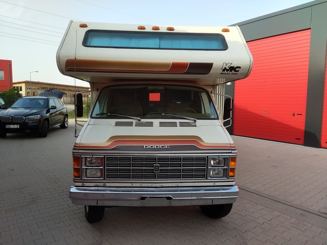Our new baby - 79 KMC Camper - does it count? __IMG_20190630_191242